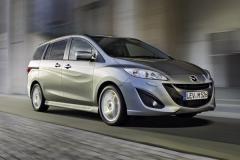 2013款马自达5官图发布 C级MAV紧凑车型