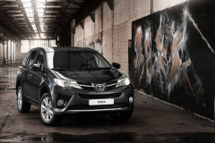 新款丰田RAV4德国4月上市 售22.6万元起