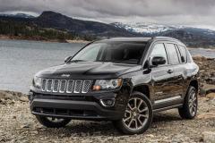 美国二月SUV销量排行 Jeep指南者进前十