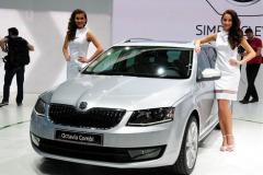 全新明锐旅行版车展首发 提供四驱车型