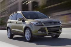 美国最受小偷青睐SUV排行榜 翼虎登榜首