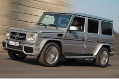 奔驰将开发缩小版G级 发力紧凑SUV市场
