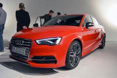 奥迪发布全新三厢版S3 将亮相纽约车展