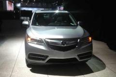 新一代讴歌MDX纽约首发 延续概念车设计