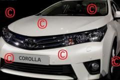 全新丰田卡罗拉年底首发 有望明年国产