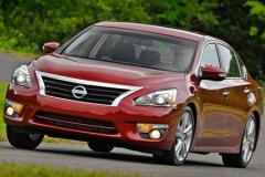 美国3月中级车销量榜 美版天籁跃居第一