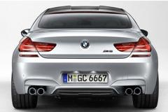 2014款宝马M5/M6选装性能套件 动力提升