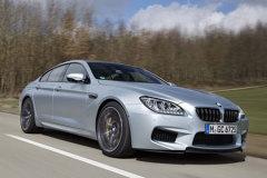 曝2014款宝马M6 Gran Coupe试驾实拍图