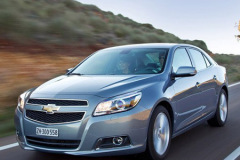 北美地区12款最佳中级车排行 经济实惠
