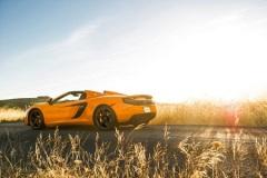 迈凯轮推限量12C跑车 约186.2万元起售