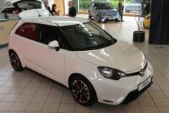 新款MG3于秋季英国上市 售价将低于10万