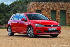 德国5月汽车销量排行榜 大众稳坐头名