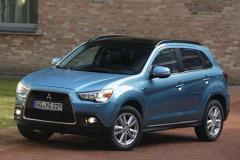 三菱ASX在德受青睐 获票选最受欢迎SUV