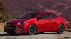 丰田将推全新卡罗拉Coupe车型 动力不变