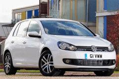 英媒年度汽车评选 大众高尔夫获最大奖