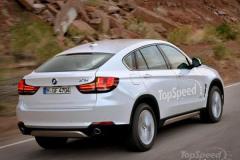 新一代宝马X6即将发布 动力/油耗均提升