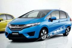本田新一代飞度宣传图 起售价约13.3万
