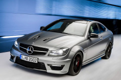 奔驰C63 AMG Edition售价公布 约43.4万