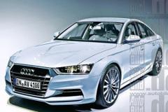 新一代奥迪A4全系车前瞻 或2015年上市