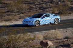 宝马i8量产车9月正式发布 混动双门跑车