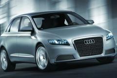 奥迪将推首款MPV概念车 或今年9月亮相