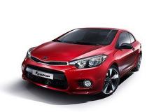 起亚K3轿跑版海外上市 售价约9.8万起
