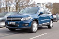 德国上半年SUV热销排行 家用实惠是卖点