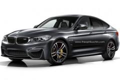 宝马将推全新M3 GT车型 造型时尚动感