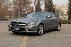 2012款奔驰CLS北京狂降10万元 有现车