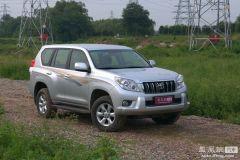 进口丰田普拉多现金优惠3.5万 现车在售