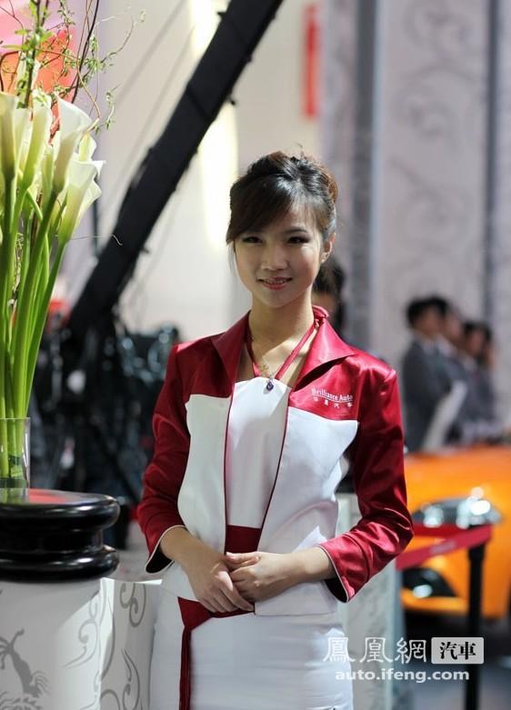北京车展法拉利车模高清图片