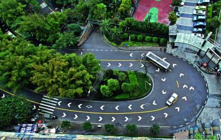 驾驶技巧:你知道开车如何正确的转弯吗 - 箫凤 - 箫凤风格
