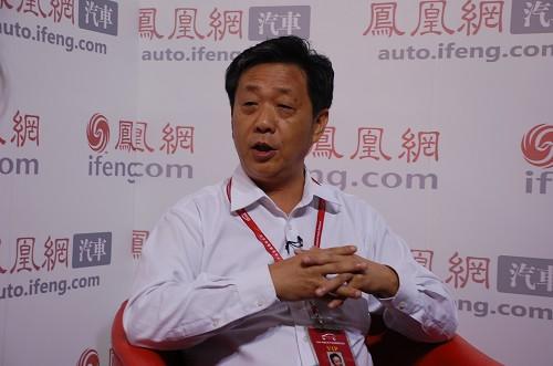 凤凰网汽车专访中国汽车工业协会秘书长董扬