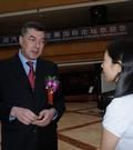 凤凰网对话欧洲汽车工业协会北京代表处戴麟博士
