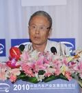 工信部装备工业司副司长 王富昌