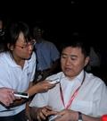 凤凰网独家对话上海市新能源汽车推进办项目主管 王哲