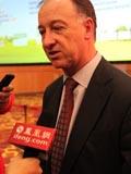 对话通用中国汽车有限公司总经理兼总裁甘文维