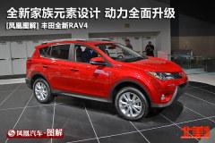 [凤凰图解]全新丰田RAV4 动力全面升级