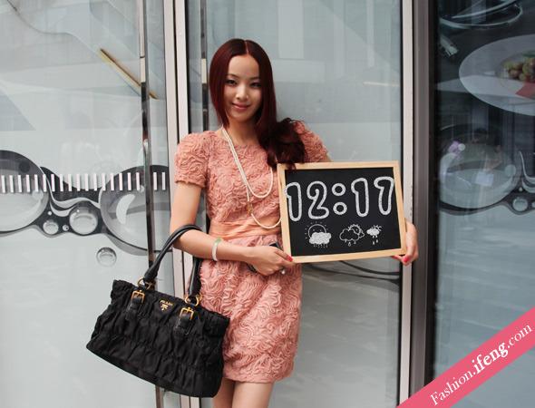美女时钟 时尚频道
