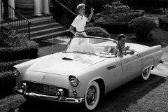 《经典车》福特美式经典跑车雷鸟回忆录