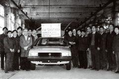 《经典车》上海大众桑塔纳 80后的经典