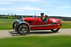英国摩根汽车——最古老的家族汽车品牌