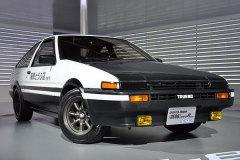 《经典车》秋名山下的回忆--丰田AE86