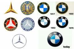 《凤凰解密》德国血统汽车品牌标志设计