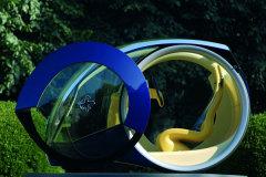 《凤凰解密》浪漫法系汽车品牌标志设计