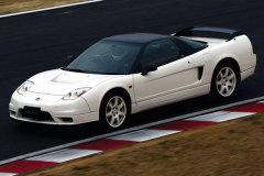 《经典车》日本的运动图腾 本田NSX跑车