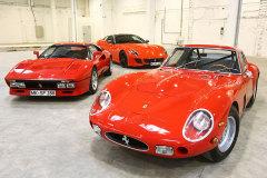 《经典车》稀世珍品 法拉利三代GTO车型