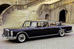 《微·观百年》顶级豪华奔驰600 Pullman