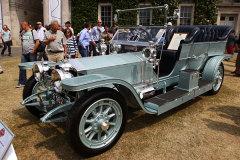 《经典车》1908年劳斯莱斯Silver Dawn