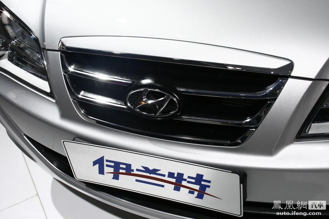 伊兰特_北京现代_新车图鉴